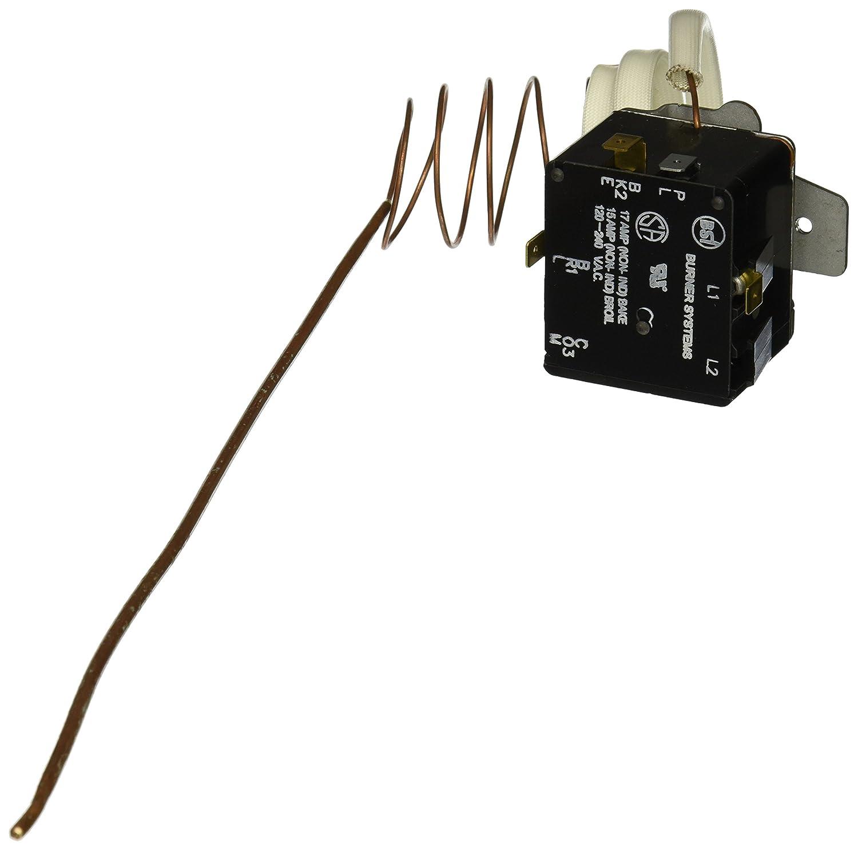 General Electric WB21 X 489 gama/estufa/horno Termostato: Amazon.es: Bricolaje y herramientas