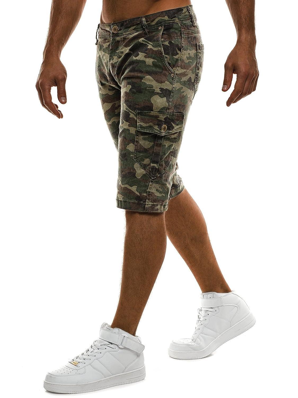 Kleidung & Accessoires Herren Shorts & Bermudas OZONEE JF
