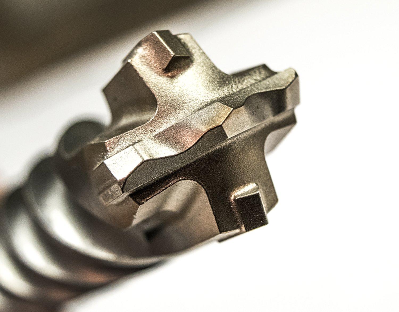 Century Drill /& Tool 83704 SDS Max 4-Cutter Masonry Drill Bit 11//16 x 21