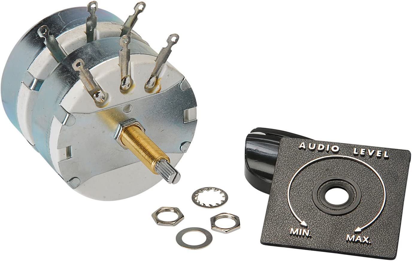 NEW 8-Ohm 15 Watt Speaker Volume Control L-Pad Level Adjustment *USA Seller*