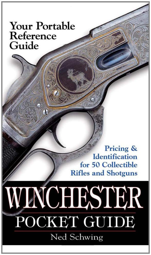 Winchester Pocket Guide Identification Collectible product image