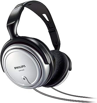 Philips Audio Shp2500 10 Hifi Tv Kopfhörer Silber Elektronik