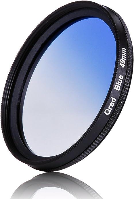 67MM Neewer óptico netural gris gradual ND-graduados filtro para la lente de la Cámara