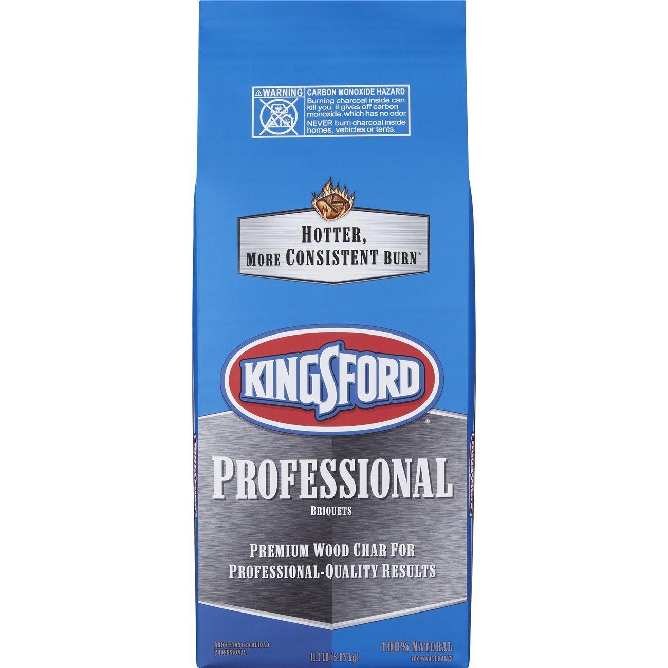 Kingsford Charcoal Professional Briquettes, 11.1 Pounds 30520