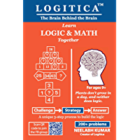 Learn Logic & Math Together (For ages 9+) (English Edition)