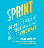 Sprint: How to Solve Big Problems and Test New Ideas in Just 5 Days: How to Solve Big Problems and Test New Ideas in…