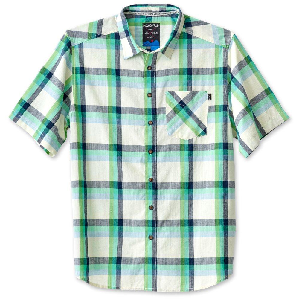 KAVU Mens Solstice Button Down Shirts KAVU-Outdoors 5080