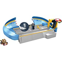 Hot Wheels Mariokart Chain Chomp Track Set