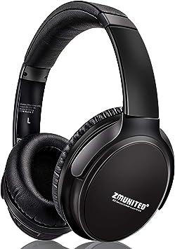 5.0 Bluetooth Kopfhörer In Ear Noise Cancelling Kabellos Headset mit Akkupack