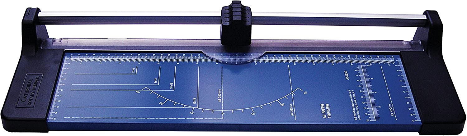 Cathedral Replacement Blade A3 A4 Paper Trimmer Rotary Guillotine Cutter Head