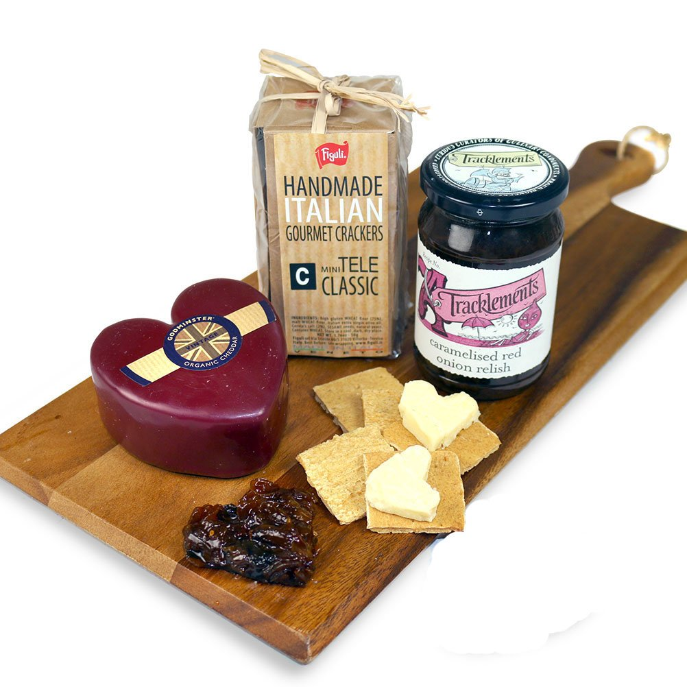 Godminster Cheddar Hamper | amazon.co.uk