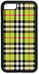 iPhone 7 Case, iPhone 8 Case, Slim Fit Shell Hard Plastic Full Protective Cover Case for Apple iPhone 7 / iPhone 8 - Plaid