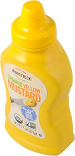 product image for Woodstock Farms Organic Yellow Mustard 8 Ounce by Woodstock Farms