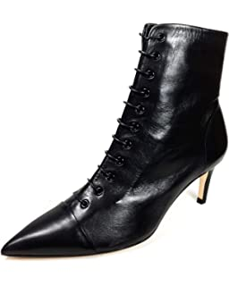 4d32b747d06 Zara Women s Track Sole Tall Boots 7050 301 Black  Amazon.co.uk ...