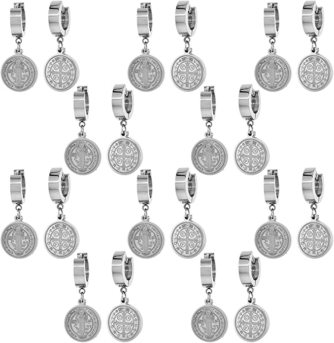 925 Sterling Silver Rhodium-plated Laser-cut Ohio State University XS Dangle Bead Charm