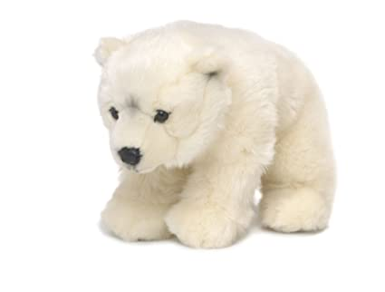 Wwf 15187003 Polar Bear Plush Toy 30 Cm