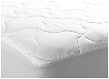 Amazon.com: Iso-Cool 11-ounce Quilted Mattress Pad, Queen: Home ... : quilted mattress pads - Adamdwight.com