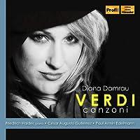 Verdi: Canzoni [Diana Damrau; Paul Armin Edelmann; César Augusto Gutiérrez; Friedrich Haider] [Profil: PH14033]