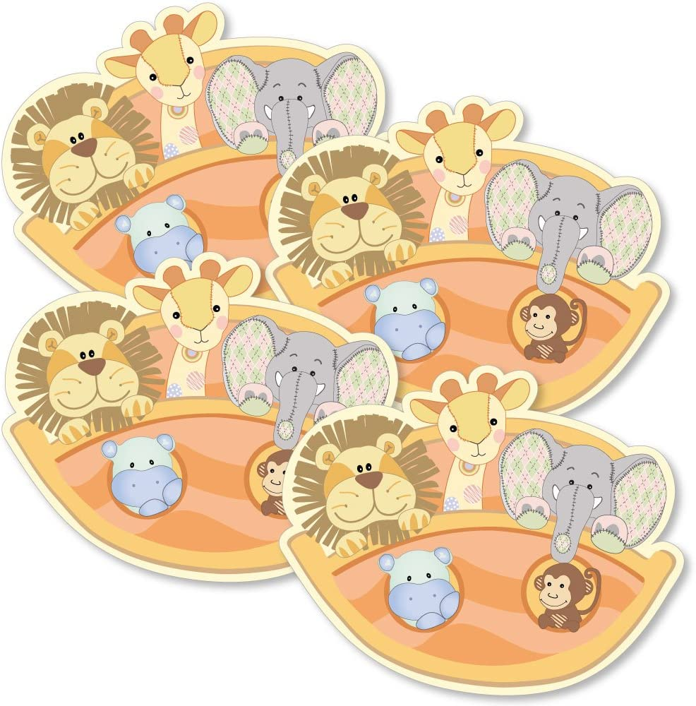 Noah's Ark - Decorations DIY Baby Shower Party Essentials - Set of 20