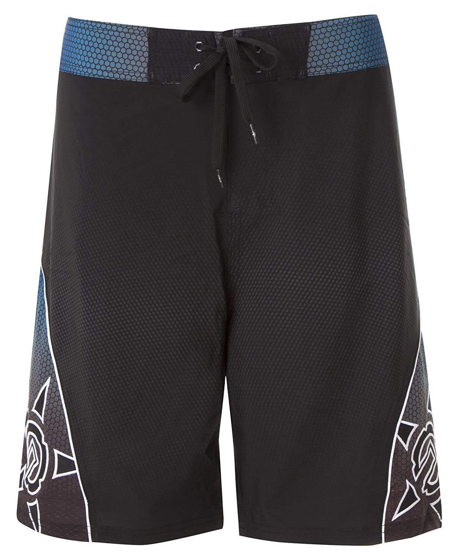 UNI-T Men's Swimming Shorts black black W30