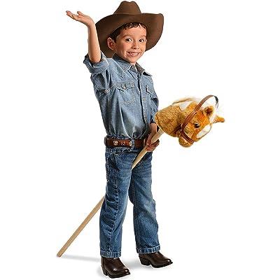 Stick Horses Buckskin Horse: Toys & Games