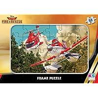 Planes - Frame Puzzle - Yapboz 24 Parça