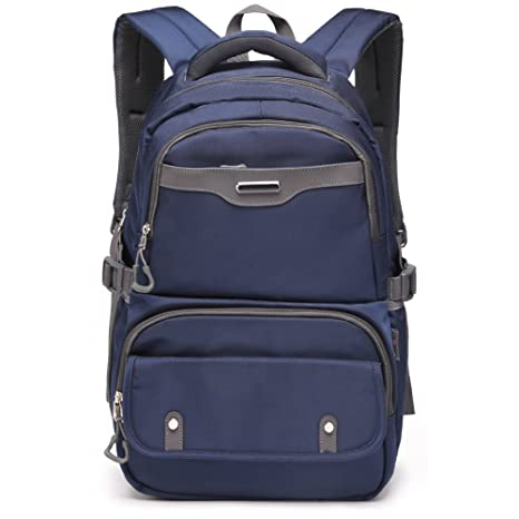 c35d7614b179 Amazon.com  Fox World Best Student Navy Backpack Leisure Daypack ...