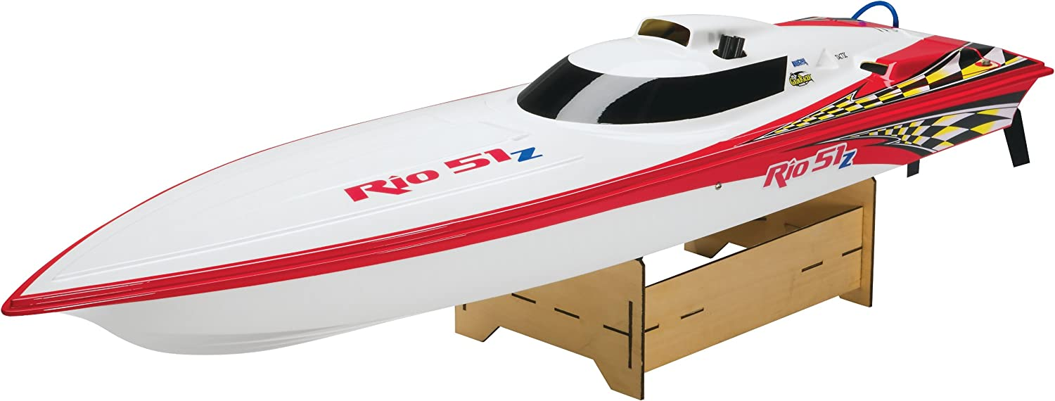 Compare RC Gas and Nitro Boats 2