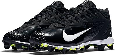 Nike Boy\u0027s Vapor Ultrafly Keystone Baseball Cleat Black/White/Anthracite  Size 1 ...