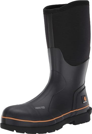 mens knee high work boots