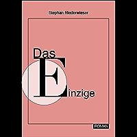 Das einzige, was zählt (German Edition) book cover