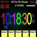 best seller today Sticky Digital Alarm Clock -...