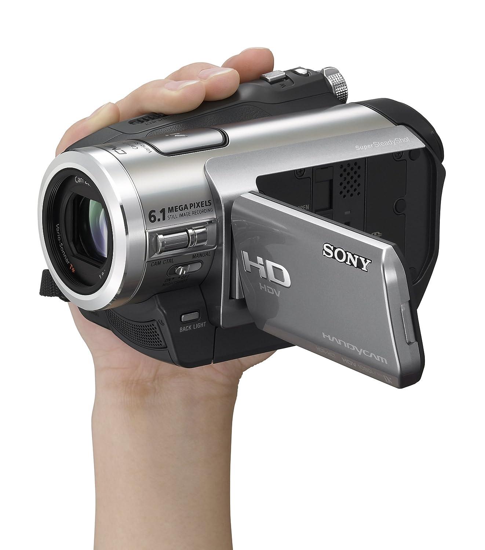 amazon com sony hdr hc7 6 1mp minidv high definition camcorder rh amazon com Sony Camcorder High-Tech Sony Camcorder 800