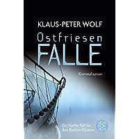 """Ostfriesenfalle: """"Kriminalroman"""" (Ann Kathrin Klaasen ermittelt)"""