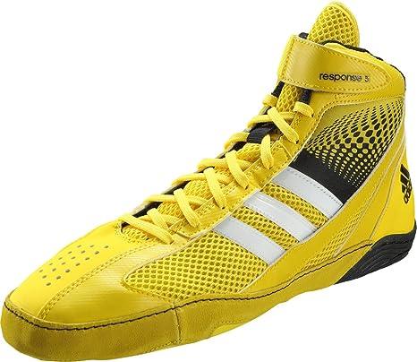 adidas response 3.1 Boxing Shoes YellowBlack 11.5