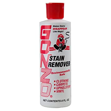 Gonzo Natural Magic Stain Remover - Non-Toxic Carpet Clothing Sweat Wine Blood Laundry Stain