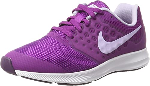 Nike Downshifter 7 (GS), Chaussures de Running Compétition Femme