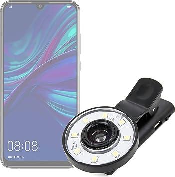DURAGADGET Flash Selfie Compatible con Smartphone Vivo IQOO Neo ...