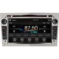 AWESAFE Radio Coche 7 Pulgadas con Pantalla Táctil 2 DIN para Opel, Autoradio con Bluetooth/GPS/FM/RDS/CD DVD/USB/SD…