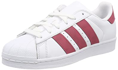 adidas Superstar J Cq2690, Baskets Mixte