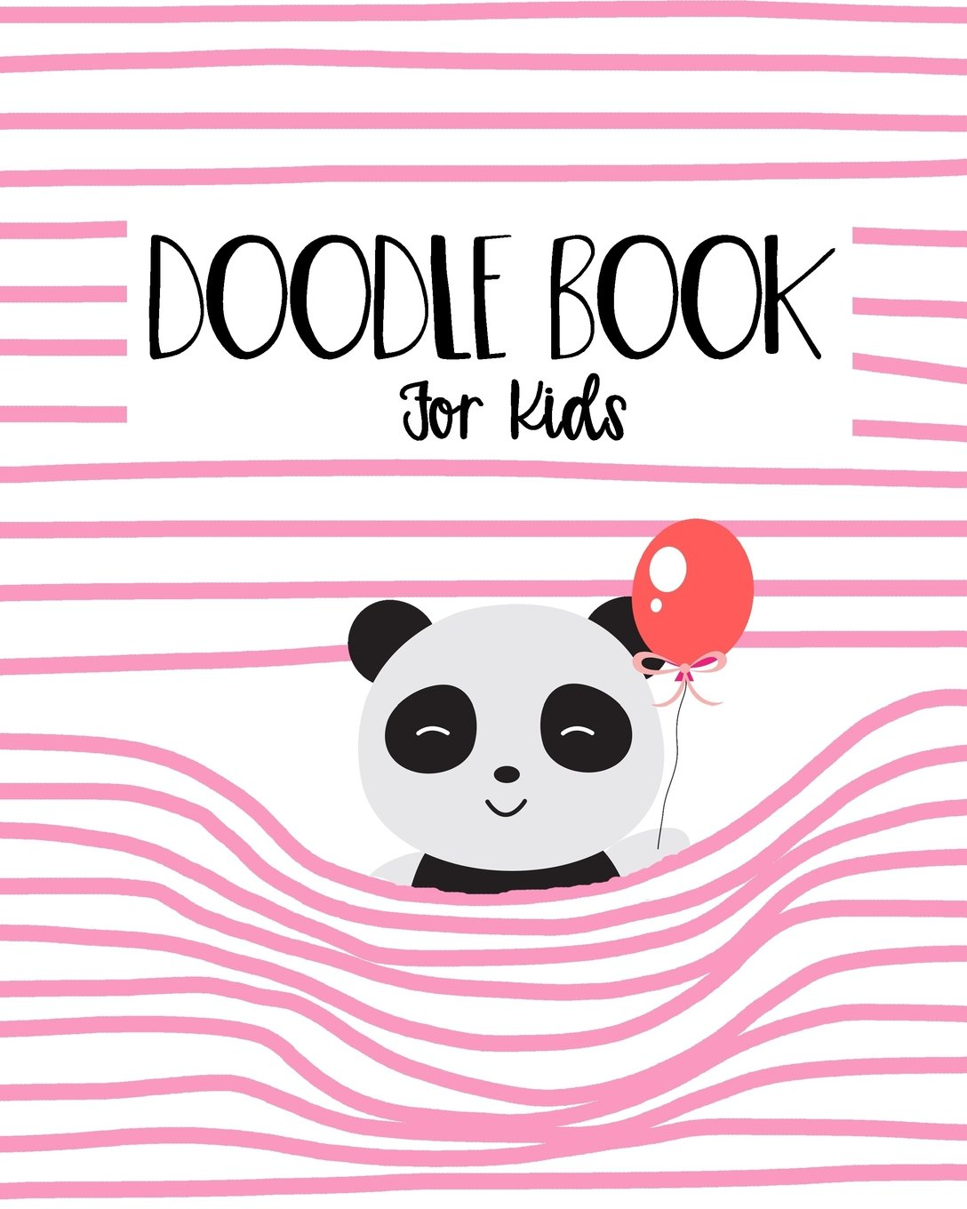 Doodle Book For Kids: Blank Journals To Write In, Doodle In, Draw In Or Sketch In, 8