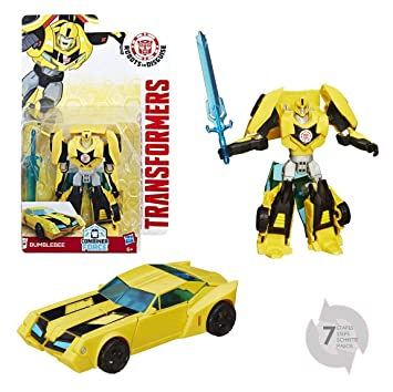 Transformers Robot Voiture 15cm Robots En Disguise 1 Bumblebee Transformable 2 Combiner Jouet In jGUzSVLqpM