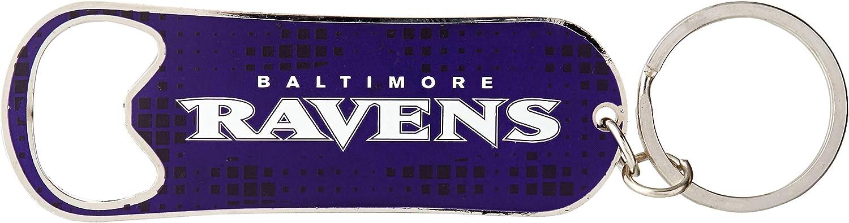 Baltimore Ravens 2014 Bottle Opener Keychain Digital Design