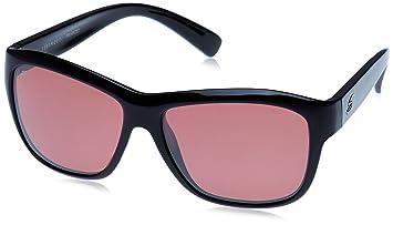 Serengeti Gabriella gafas de sol, Gabriella, Gabriella Shiny Black Polarized Sedona
