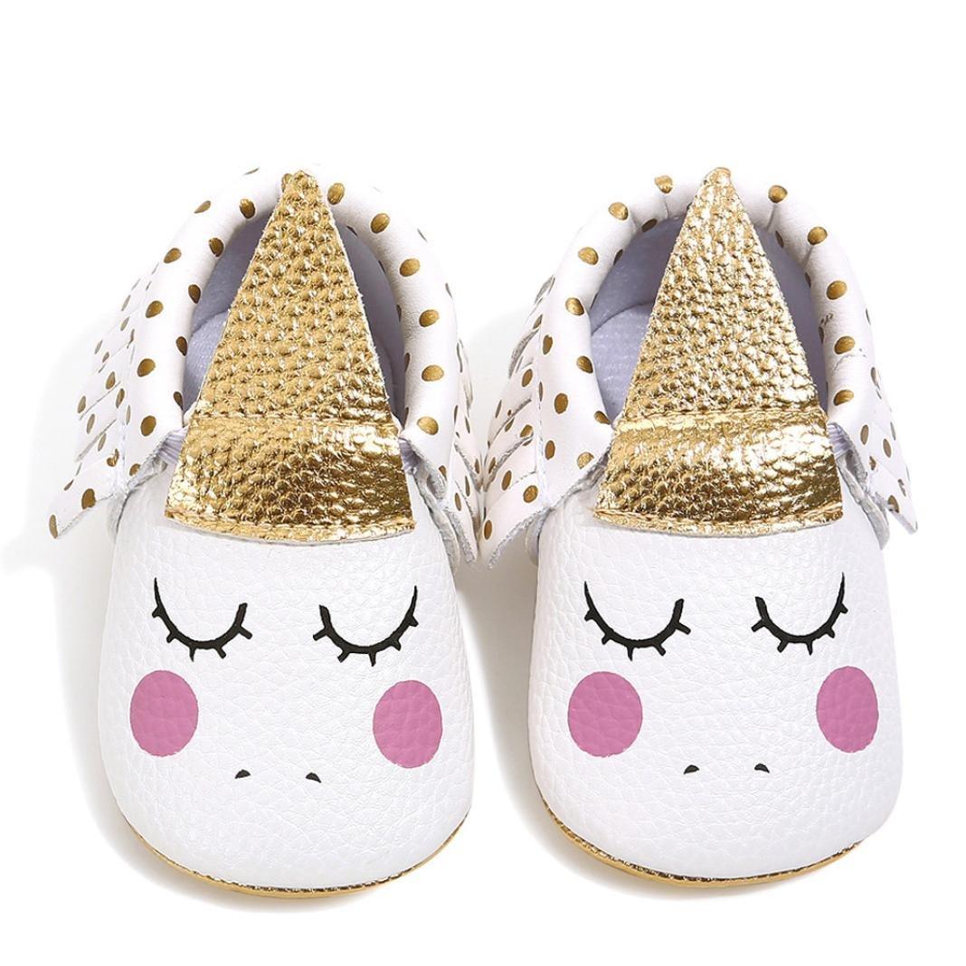 Amazon.com: lngry zapatos, niños bebé niñas niños moda borla ...