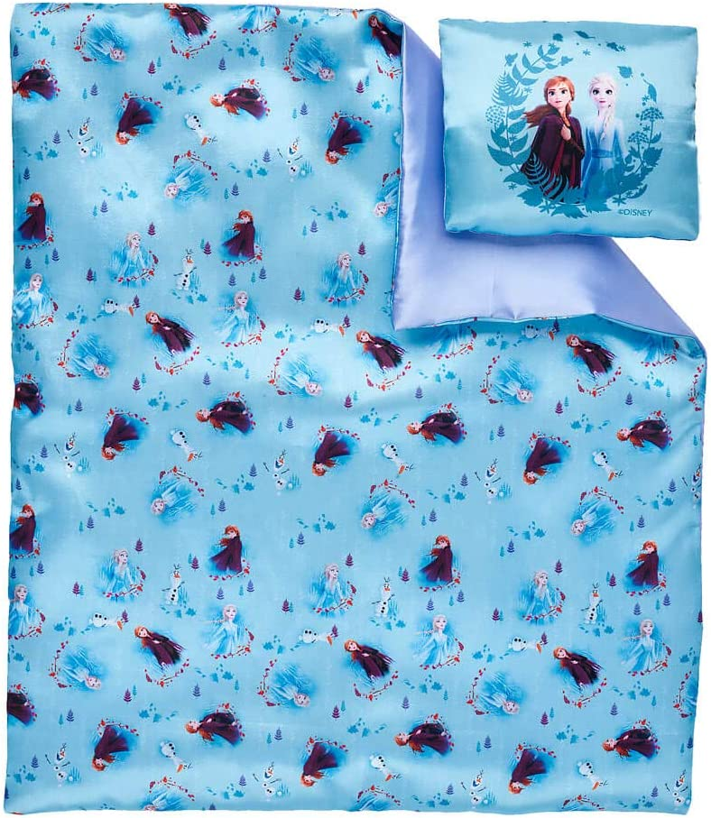 Build A Bear Workshop Disney Frozen 2 Bedding Set