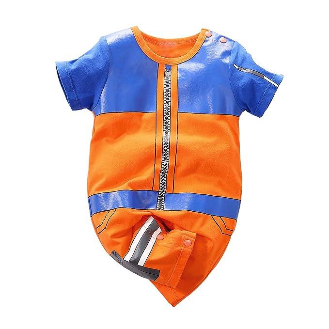 Amazon.com: Yierying Ropa de Bebé Cosplay Vestir Fuego ...