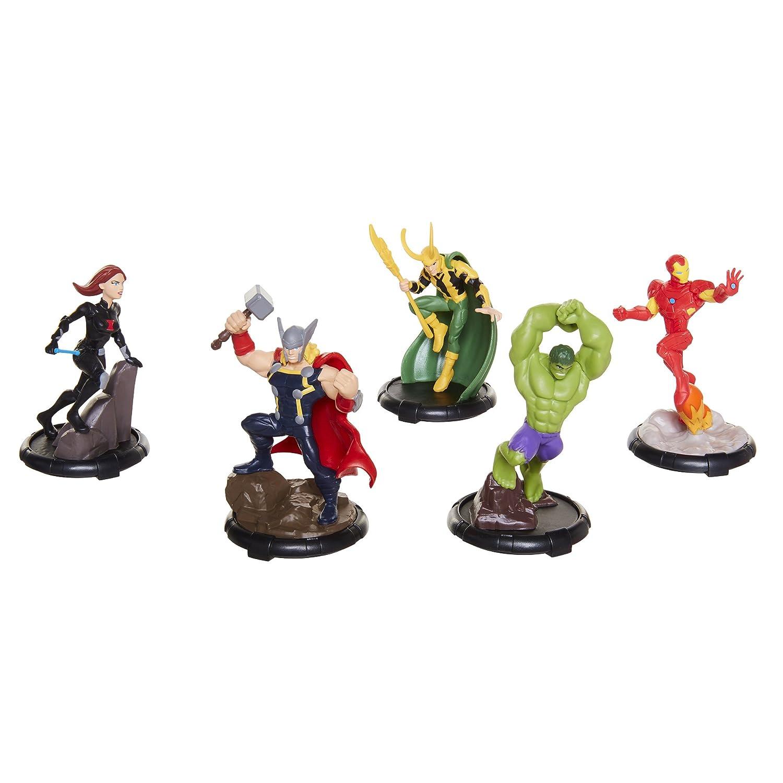 Juego de Figuras 5 Unidades Marvel Avengers Disney