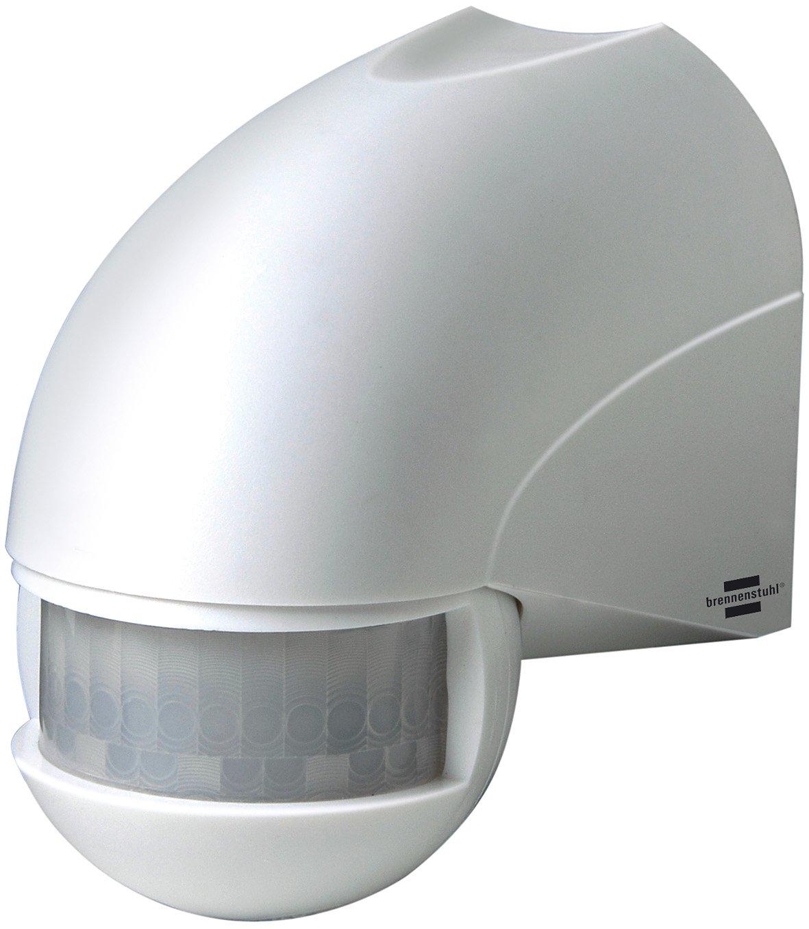 Brennenstuhl Detector de movimiento por infrarrojos PIR IP Weiß
