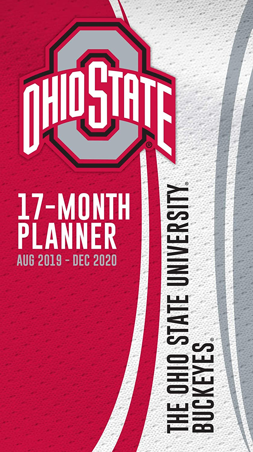 Ohio State Schedule 2020.Amazon Com 2020 Ohio State Buckeyes Pocket Planner By